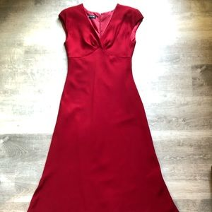 Jones New York fit and flare dress size 6